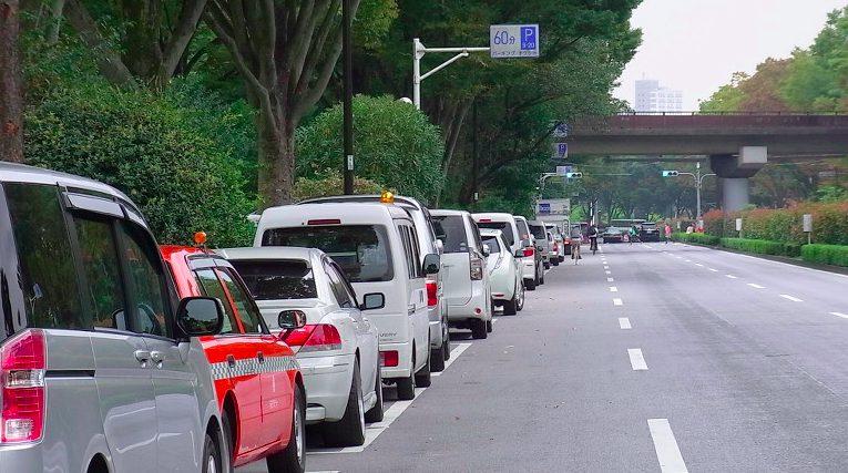 ハロウィーン直前 都心で車が夜7時以降に無料で駐車出来るパーキング・メーター まとめ