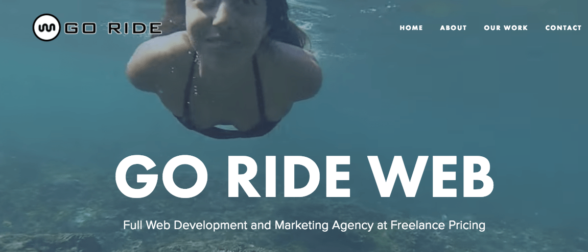 Go Ride Republic,Inc. Corporate Web Renewal