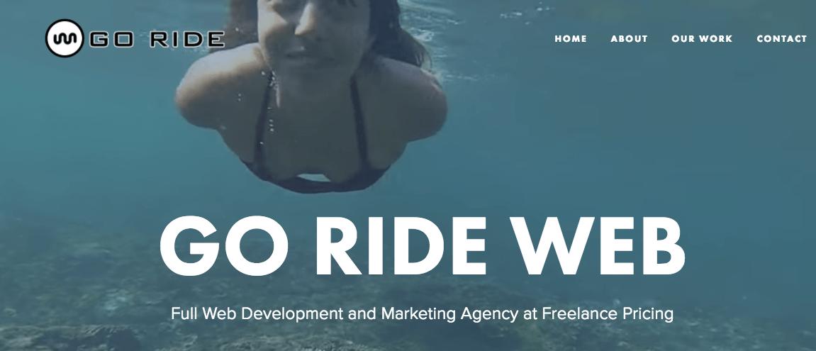 Go Ride Republic,Inc. Corporate Web Renewal