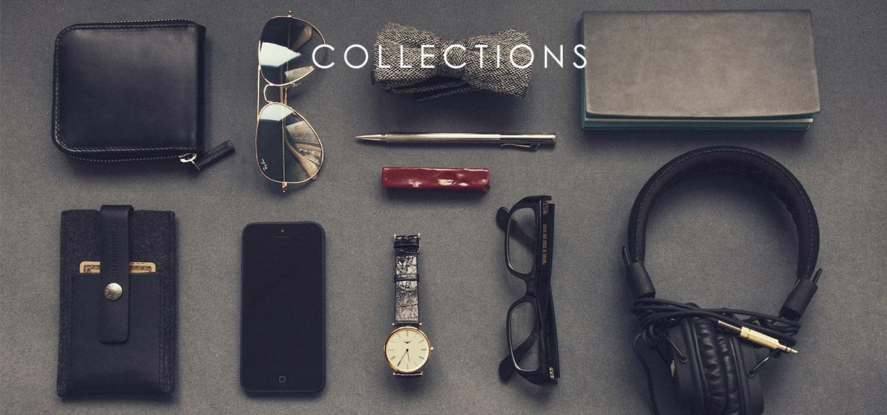 Shopifyのコレクションページ(Collections)を徹底解説!