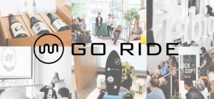 Go Ride hosted the First cross-border e-com meetup at Shopify DTLA