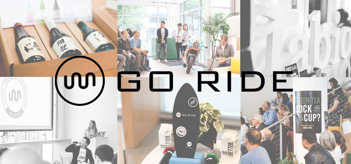 Go Ride Hosts First Cross-Border E-Com Meetup at Shopify DTLA