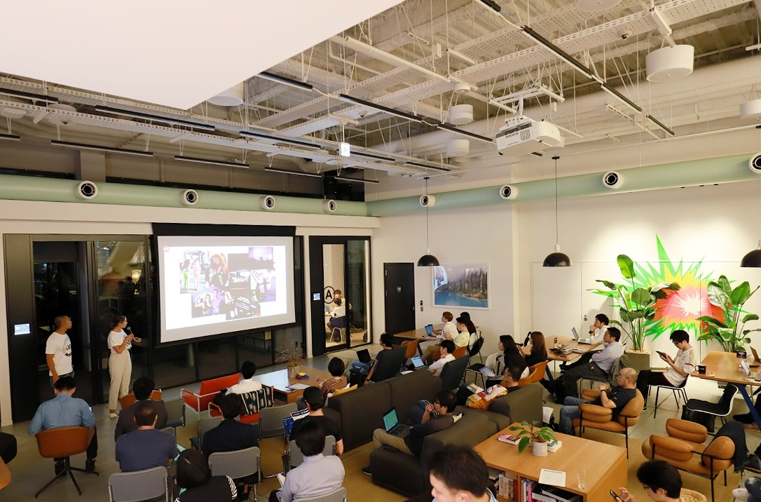 GO RIDE Shopify Meetups in Yokohama/Tokyo