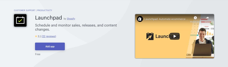 shopify-launchpad