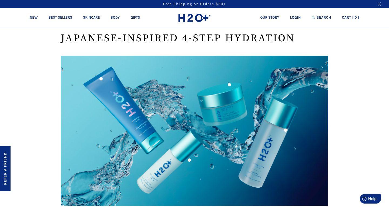 H2O+ HP