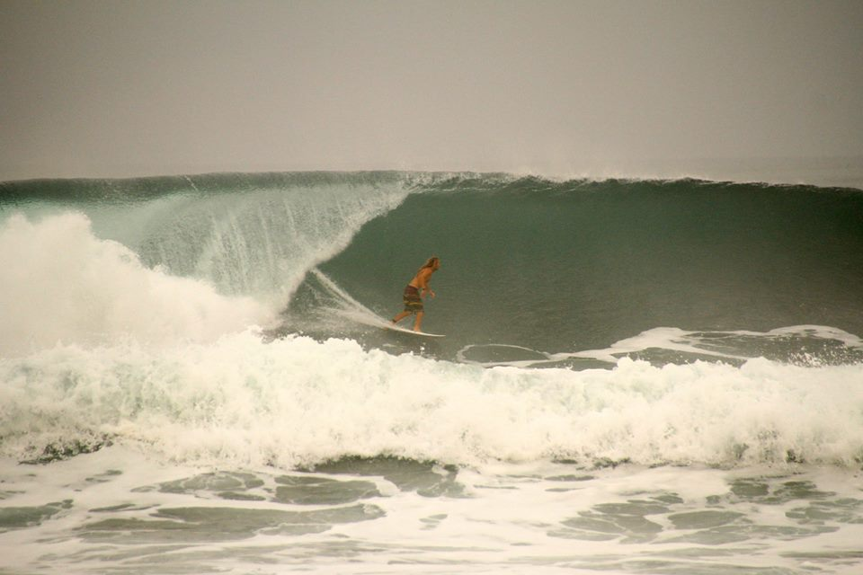 adam surf big wave