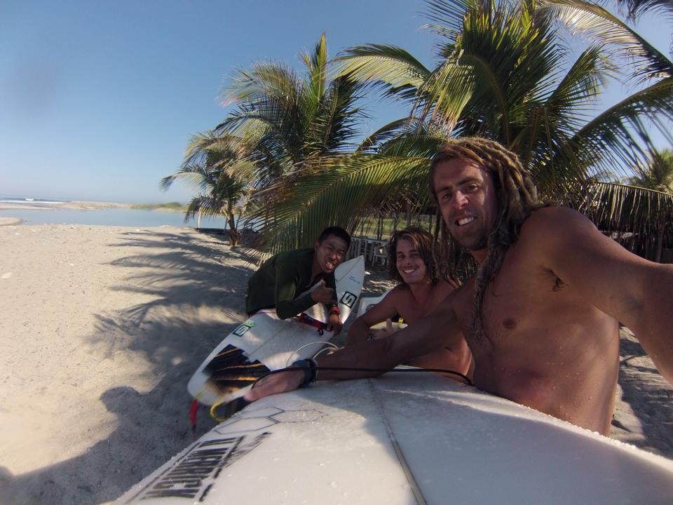 ticla surf with adam